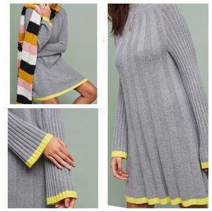 Anthropologie Arsenau Sweater Dress